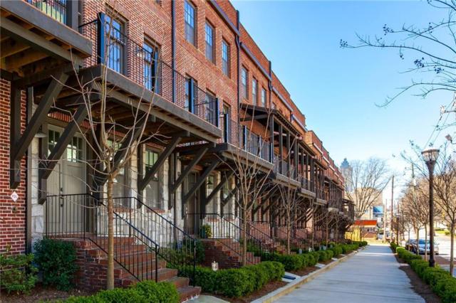 345 Glen Iris Drive NE #2, Atlanta, GA 30312 (MLS #6516229) :: RE/MAX Paramount Properties