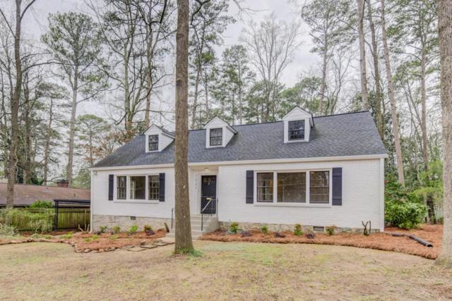 1221 Oldfield Road, Decatur, GA 30030 (MLS #6516239) :: The Zac Team @ RE/MAX Metro Atlanta