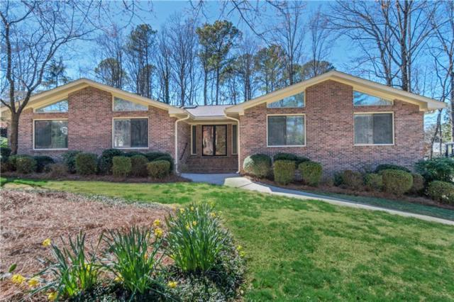 5402 Forest Springs Drive, Dunwoody, GA 30338 (MLS #6516270) :: Iconic Living Real Estate Professionals
