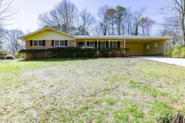 1357 Hickory Drive SW, Lilburn, GA 30047 (MLS #6516272) :: The Cowan Connection Team