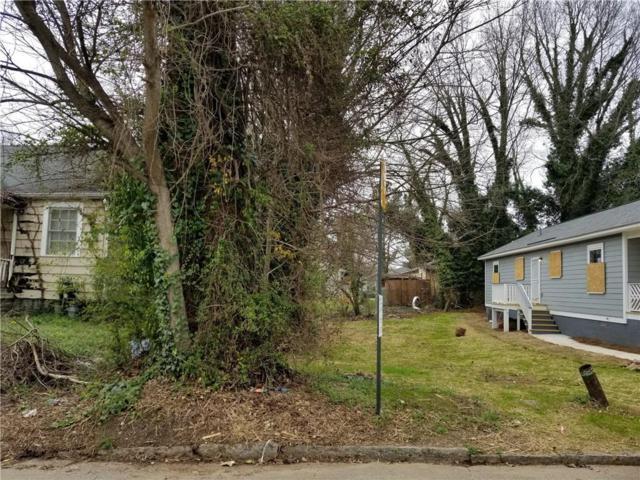 0 Parsons Street, Atlanta, GA 30314 (MLS #6516296) :: Iconic Living Real Estate Professionals
