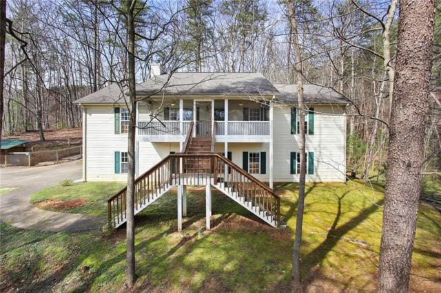 336 Eagle Nest Drive, Dawsonville, GA 30534 (MLS #6516333) :: Rock River Realty