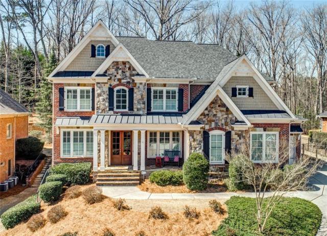 213 Fernwood Place, Woodstock, GA 30188 (MLS #6516336) :: Kennesaw Life Real Estate