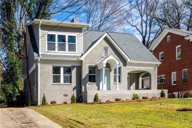 1727 South Gordon, Atlanta, GA 30310 (MLS #6516384) :: RE/MAX Prestige