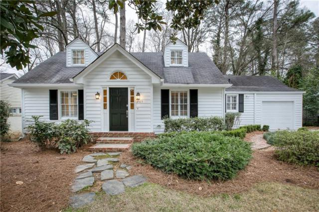 2523 Ridgewood Road NW, Atlanta, GA 30318 (MLS #6516547) :: The Zac Team @ RE/MAX Metro Atlanta