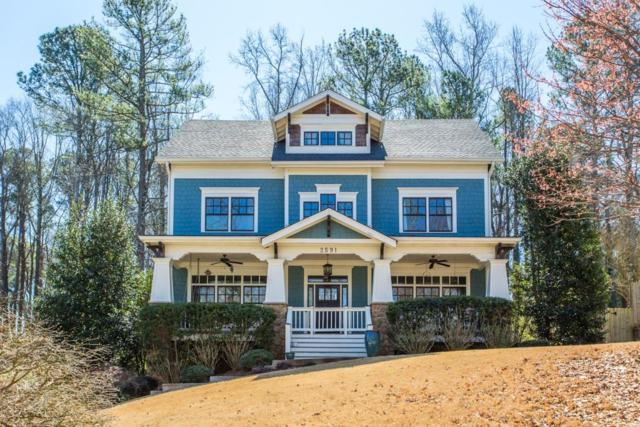 2591 Dusty Lane, Decatur, GA 30032 (MLS #6516594) :: The Zac Team @ RE/MAX Metro Atlanta