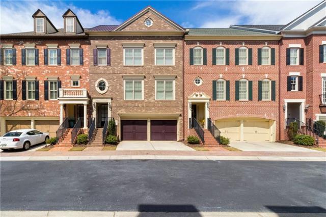 2253 Edgartown Lane SE #6, Smyrna, GA 30080 (MLS #6516654) :: Charlie Ballard Real Estate