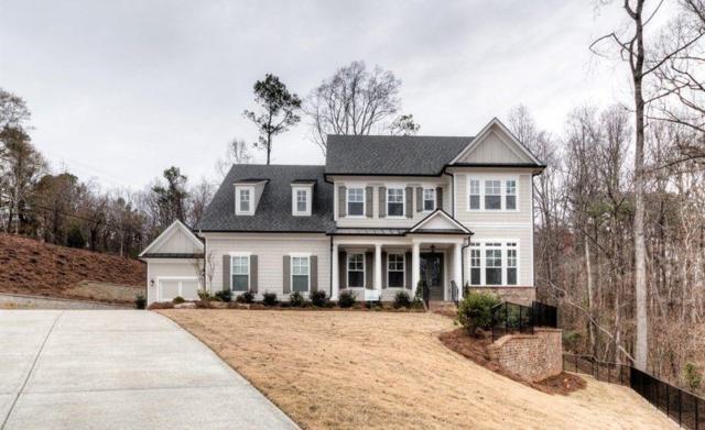 150 Milestone Trail, Milton, GA 30004 (MLS #6516667) :: North Atlanta Home Team