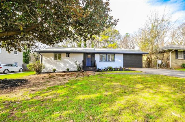 3251 Tulip Drive, Decatur, GA 30032 (MLS #6516769) :: The Zac Team @ RE/MAX Metro Atlanta