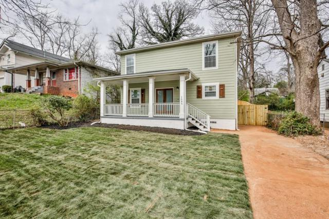 1586 Lincoln Avenue SE, Atlanta, GA 30317 (MLS #6516810) :: The North Georgia Group