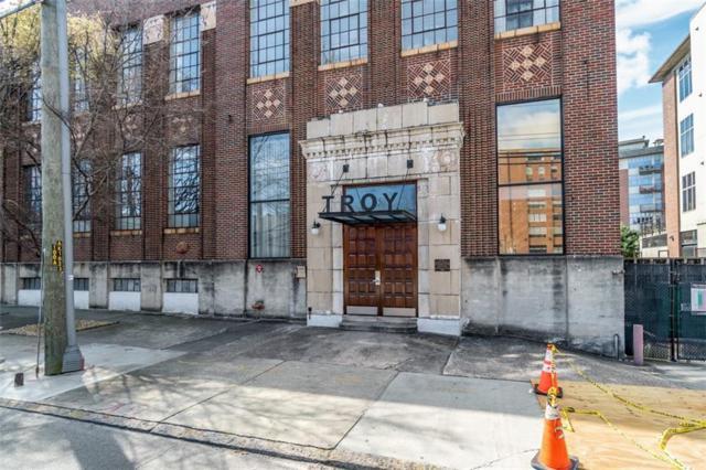 650 Glen Iris Drive NE #15, Atlanta, GA 30308 (MLS #6516838) :: Path & Post Real Estate