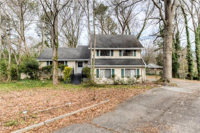 560 Tollwood Drive, Roswell, GA 30075 (MLS #6516968) :: RE/MAX Paramount Properties