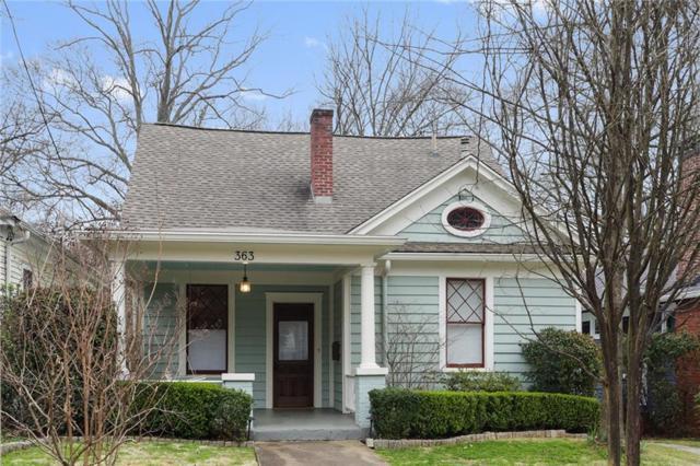 363 Candler Street NE, Atlanta, GA 30307 (MLS #6516997) :: Kennesaw Life Real Estate