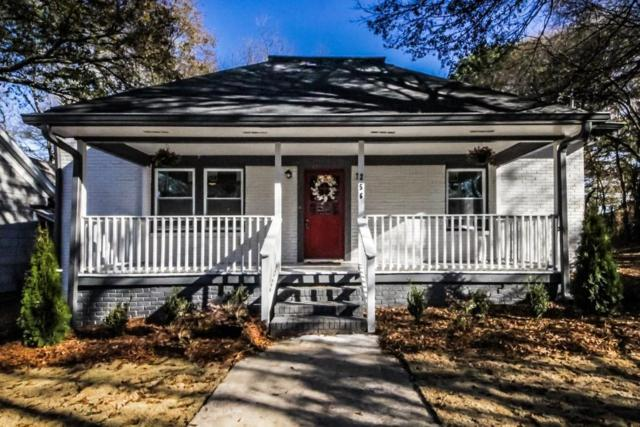 256 Laurel Avenue SW, Atlanta, GA 30314 (MLS #6517123) :: The Zac Team @ RE/MAX Metro Atlanta