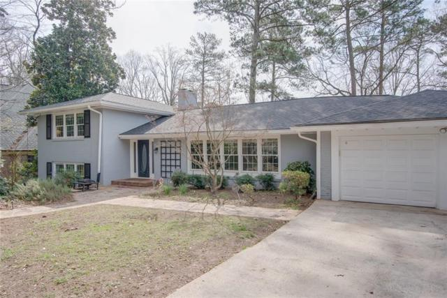 1551 Harts Mill Road NE, Brookhaven, GA 30319 (MLS #6517203) :: The Cowan Connection Team