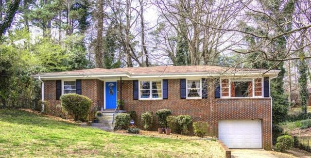 2107 Seavey Drive, Decatur, GA 30032 (MLS #6517450) :: The Zac Team @ RE/MAX Metro Atlanta
