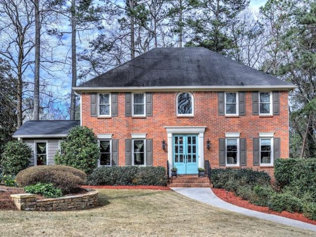2241 Chimney Swift Circle, Marietta, GA 30062 (MLS #6517501) :: The Zac Team @ RE/MAX Metro Atlanta