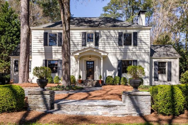 641 Peachtree Battle Avenue NW, Atlanta, GA 30327 (MLS #6517547) :: Kennesaw Life Real Estate