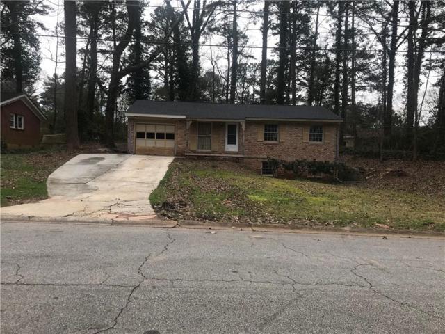 4947 Sheila Lane, Stone Mountain, GA 30083 (MLS #6517549) :: Rock River Realty