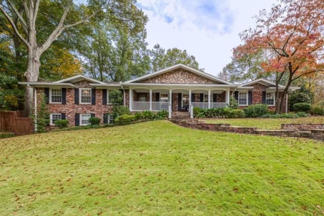 1702 Crestline Drive, Atlanta, GA 30345 (MLS #6517628) :: The Zac Team @ RE/MAX Metro Atlanta