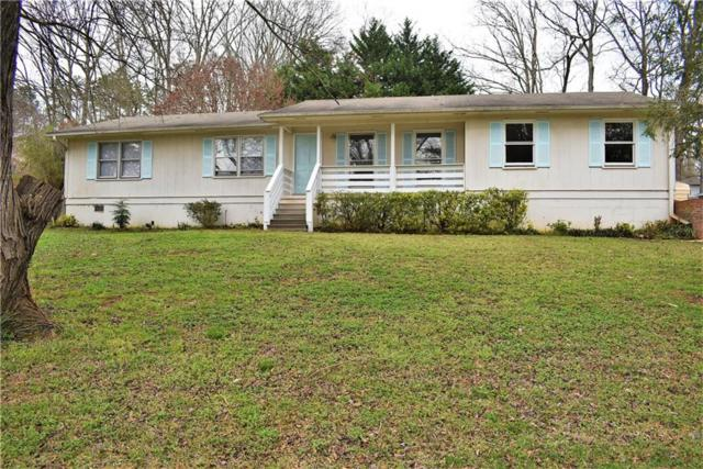 5419 Concord Circle, Gainesville, GA 30507 (MLS #6517759) :: The Cowan Connection Team