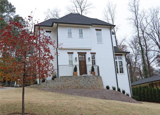 461 Loridans Drive NE, Atlanta, GA 30342 (MLS #6517766) :: Kennesaw Life Real Estate
