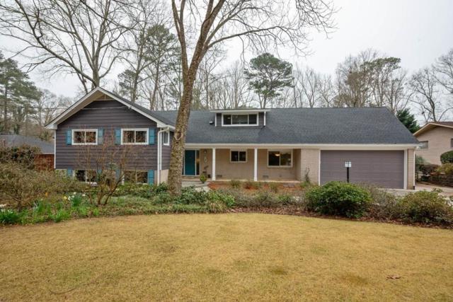 2741 Cosmos Drive NE, Atlanta, GA 30345 (MLS #6517781) :: North Atlanta Home Team