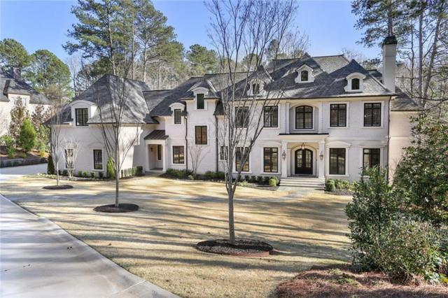 840 Crest Valley Drive, Atlanta, GA 30327 (MLS #6517797) :: KELLY+CO
