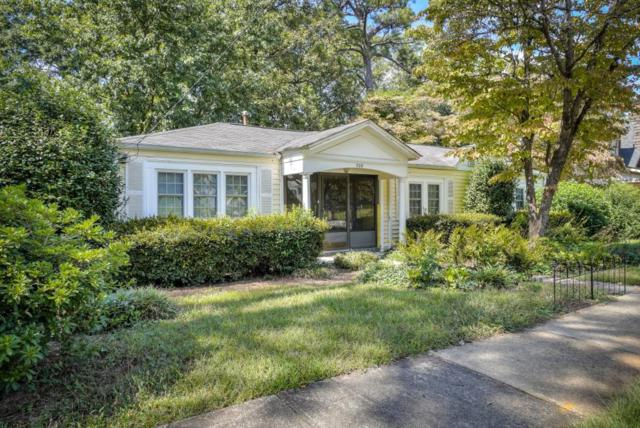 508 Sycamore Drive, Decatur, GA 30030 (MLS #6517838) :: The Cowan Connection Team