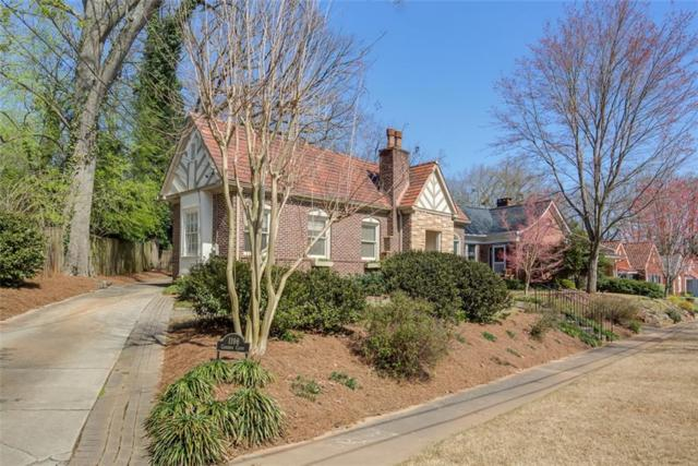 1196 Cameron Court NE, Atlanta, GA 30306 (MLS #6517865) :: Kennesaw Life Real Estate