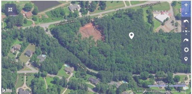 0 Walt Stephens Road, Lake Spivey, GA 30236 (MLS #6517910) :: North Atlanta Home Team