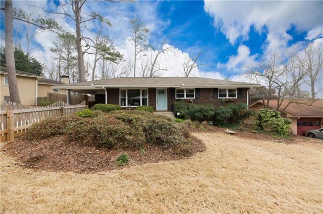 3871 Honeysuckle Drive SE, Smyrna, GA 30082 (MLS #6518006) :: Iconic Living Real Estate Professionals
