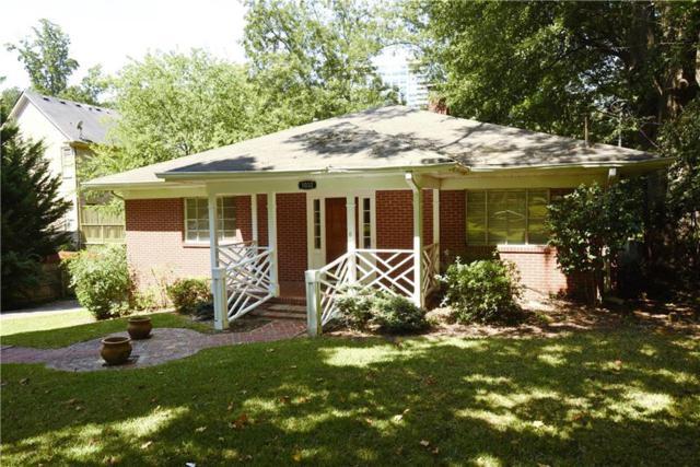 1032 Standard Drive NE, Brookhaven, GA 30319 (MLS #6518130) :: RE/MAX Paramount Properties
