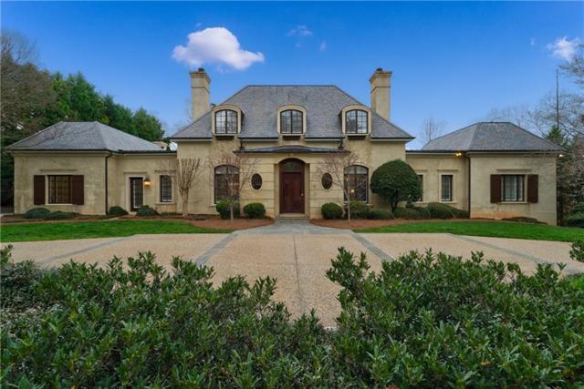 1401 Mount Paran Road NW, Atlanta, GA 30327 (MLS #6518298) :: Kennesaw Life Real Estate