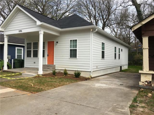 1096 Mcdaniel Street SW, Atlanta, GA 30310 (MLS #6518341) :: The Heyl Group at Keller Williams