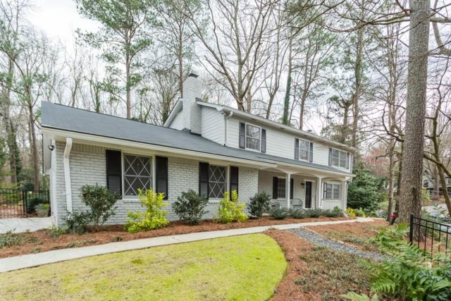 6445 Tanacrest Court, Sandy Springs, GA 30328 (MLS #6518518) :: Todd Lemoine Team