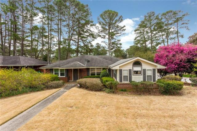 1512 Knollwood Terrace, Decatur, GA 30033 (MLS #6518542) :: The Cowan Connection Team