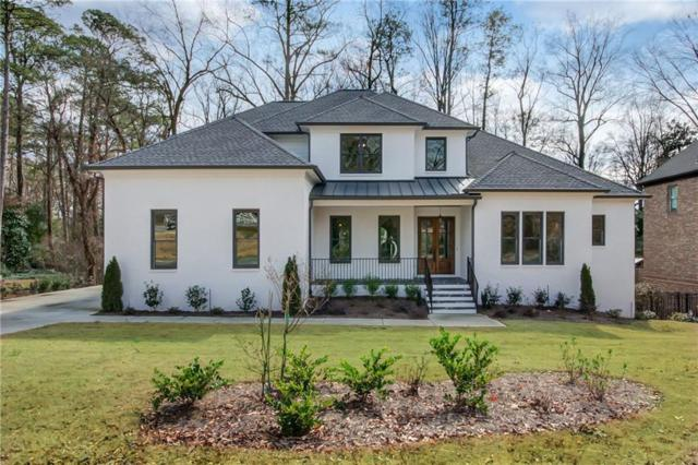 445 Windsor Parkway NE, Sandy Springs, GA 30342 (MLS #6518568) :: The Zac Team @ RE/MAX Metro Atlanta