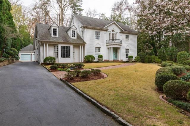 1 Austell Way NW, Atlanta, GA 30305 (MLS #6518581) :: Ashton Taylor Realty