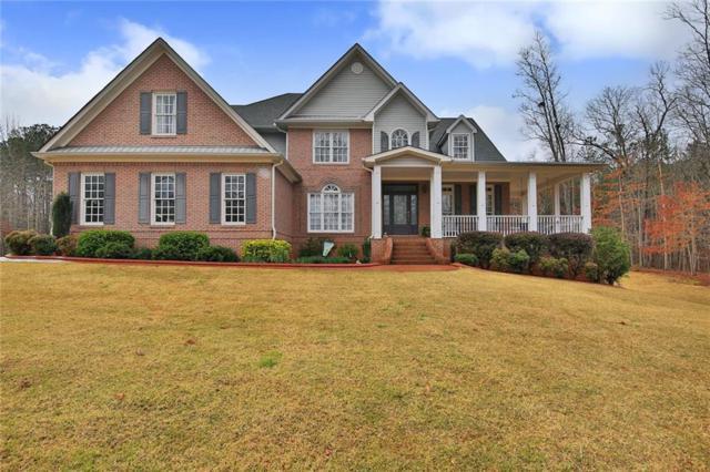 8425 Mill Run Trl, Whitesburg, GA 30185 (MLS #6518622) :: North Atlanta Home Team