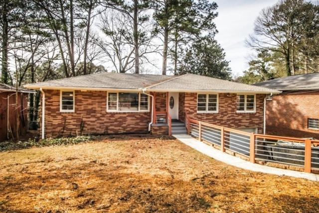 704 Aline Drive NW, Atlanta, GA 30318 (MLS #6518637) :: The Zac Team @ RE/MAX Metro Atlanta