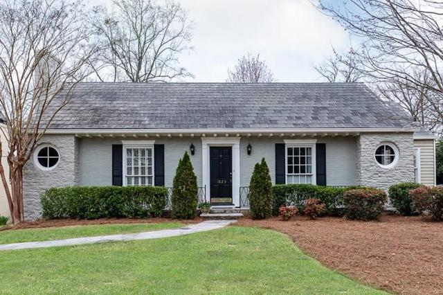 1825 Greystone Road NW, Atlanta, GA 30318 (MLS #6518639) :: The Cowan Connection Team