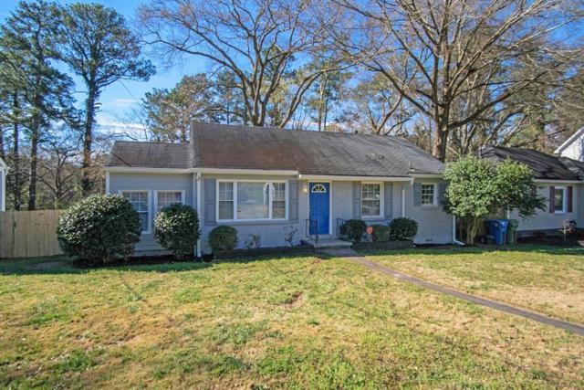 1697 Van Vleck Avenue SE, Atlanta, GA 30316 (MLS #6518711) :: RE/MAX Prestige
