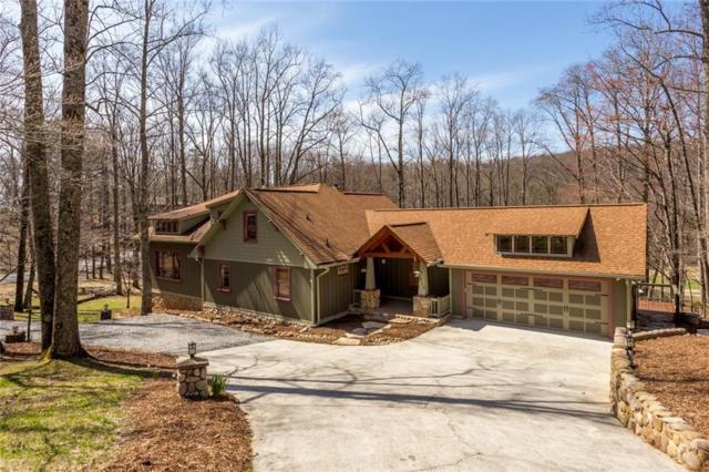 125 Little Pine Mountain Road, Jasper, GA 30143 (MLS #6518846) :: RE/MAX Paramount Properties