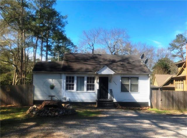 1024 Mclendon Drive, Decatur, GA 30033 (MLS #6518850) :: The Zac Team @ RE/MAX Metro Atlanta