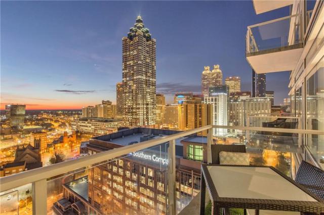 45 Ivan Allen Jr Boulevard NW #2506, Atlanta, GA 30308 (MLS #6518884) :: The Hinsons - Mike Hinson & Harriet Hinson