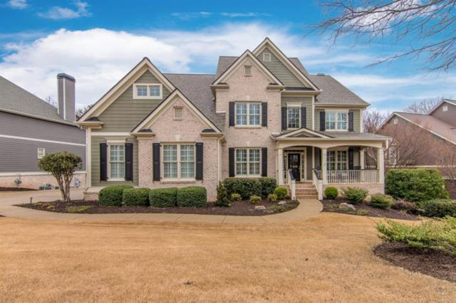 537 Crested Hawk Ridge, Canton, GA 30114 (MLS #6518906) :: The Cowan Connection Team
