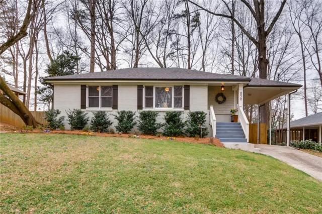 858 Willivee Drive, Decatur, GA 30033 (MLS #6519075) :: The Zac Team @ RE/MAX Metro Atlanta