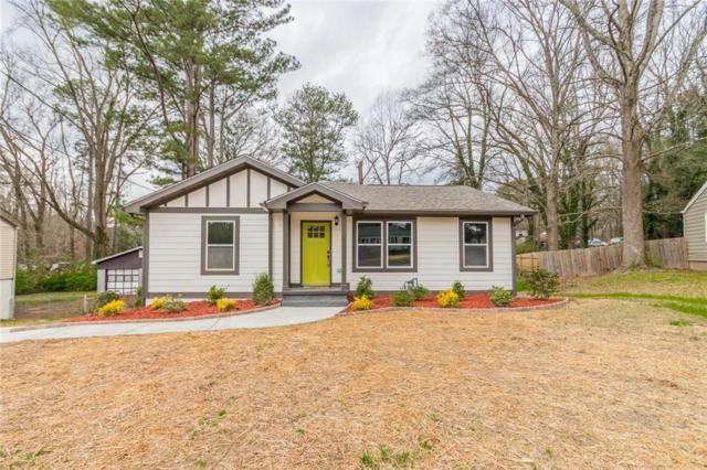 938 Beecher Court SW, Atlanta, GA 30311 (MLS #6519121) :: RE/MAX Prestige
