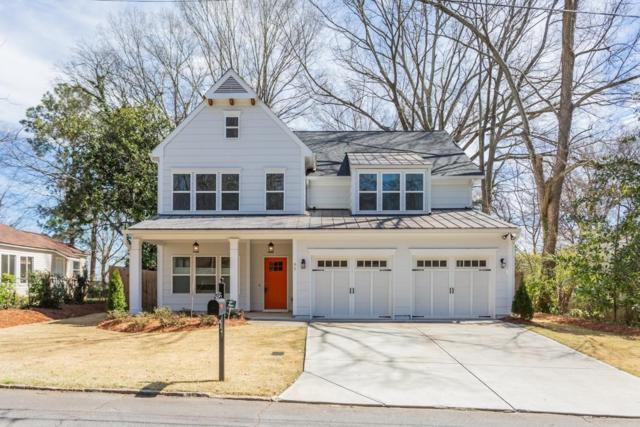 85 Jackson Circle SE, Marietta, GA 30060 (MLS #6519285) :: North Atlanta Home Team